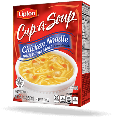 Chicken Noodle with White Meat