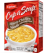 Hearty Chicken Noodle with White Meat