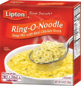 Ring-o-noodle - Soup Mix with Real Chicken Broth
